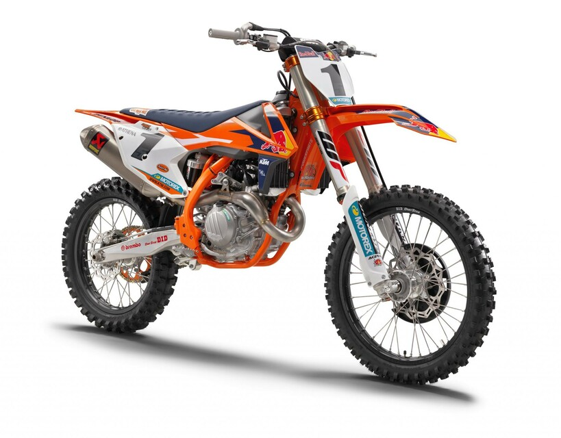 Ktm Sxf Factory Edition Release Date