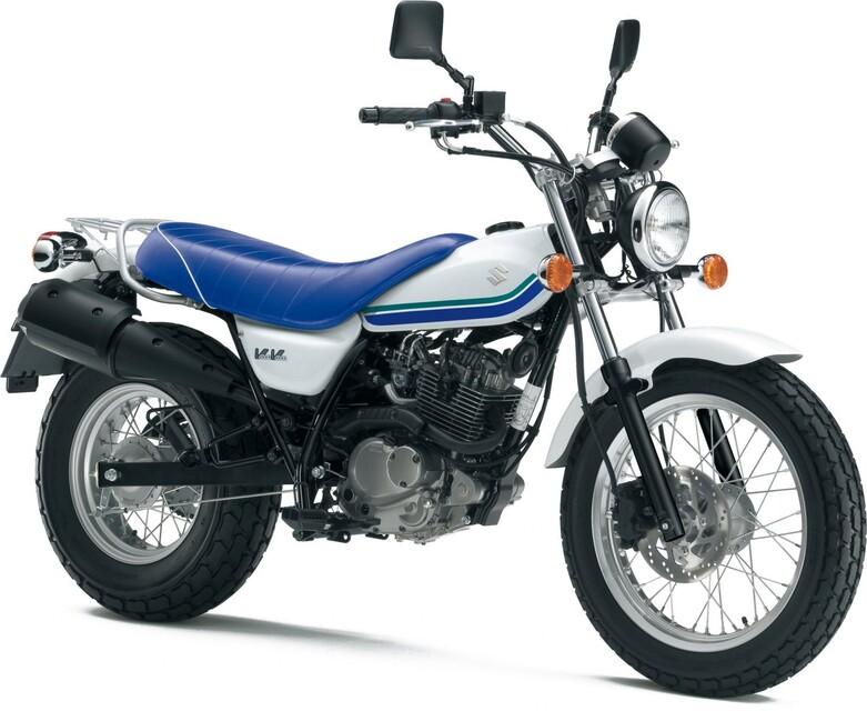 Suzuki Vanvan Review