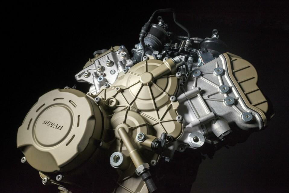 Ducati  Panigale Configuration