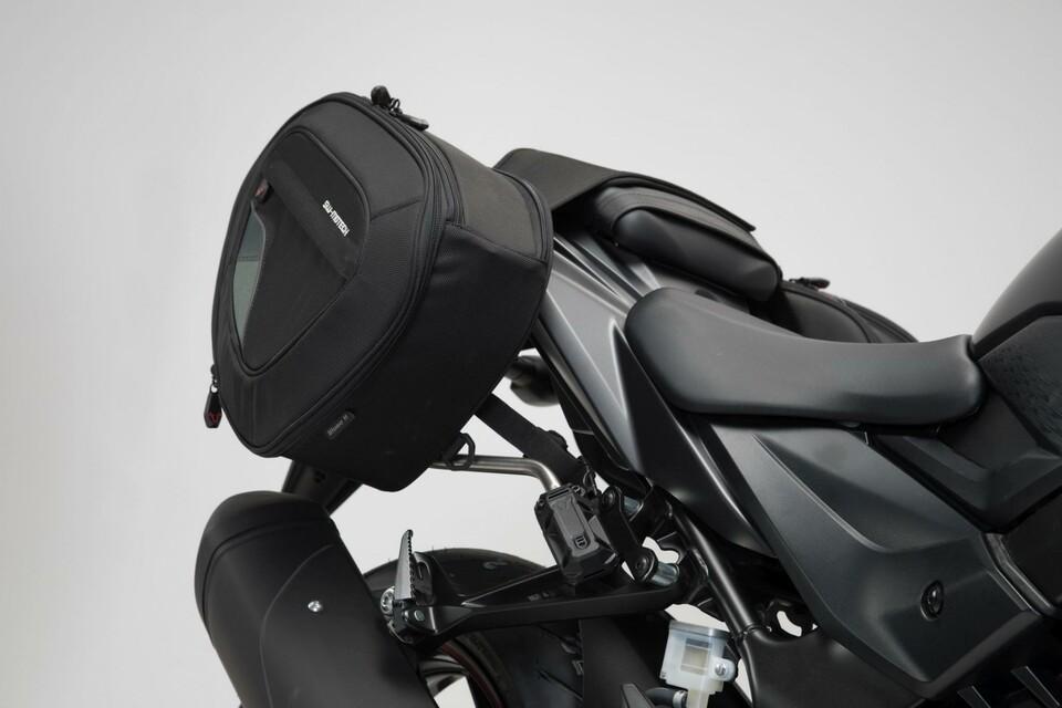 suzuki gsx s 750 zubeh r von sw motech motorrad news. Black Bedroom Furniture Sets. Home Design Ideas