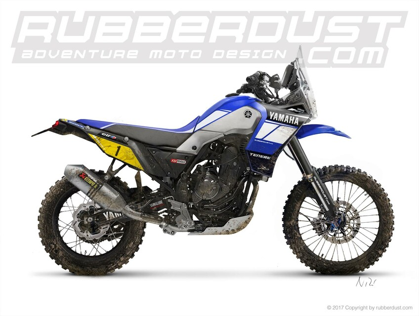 Yamaha Enduro Price