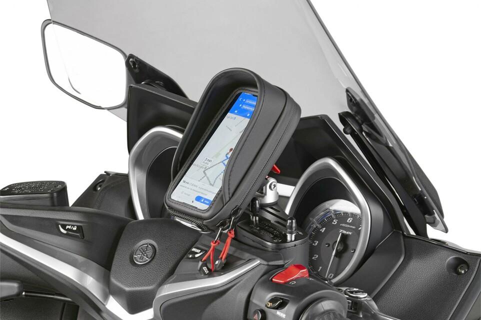 GIVI S903A Smart Mount RC Handyhalterung Motorrad News