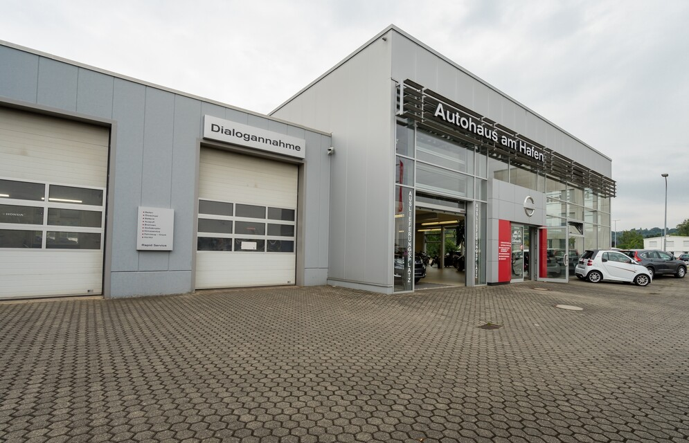 Autohaus am Hafen Trier