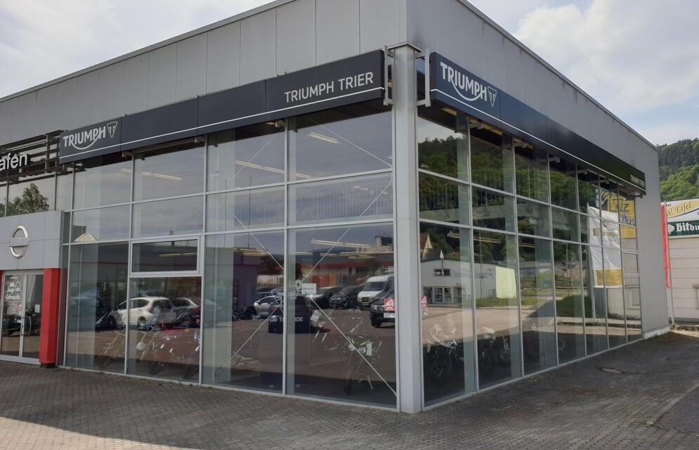 Triumph Trier