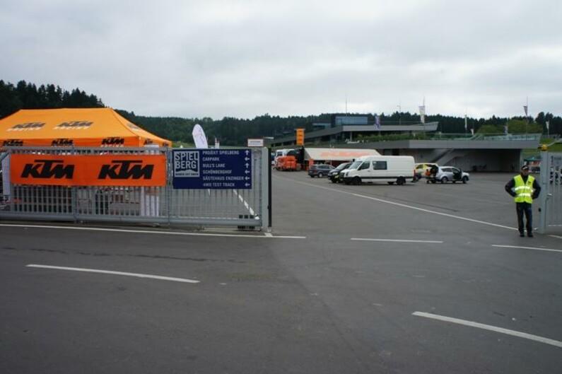 KTM Wimmer KTM Days 2011 Spielberg