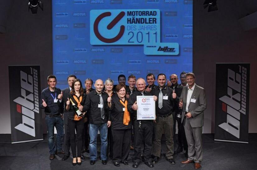 Auszeichnung 2011