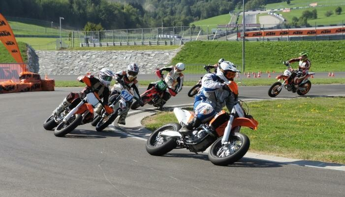 KTM Wimmer - KTM Days Red Bull Ring 2012