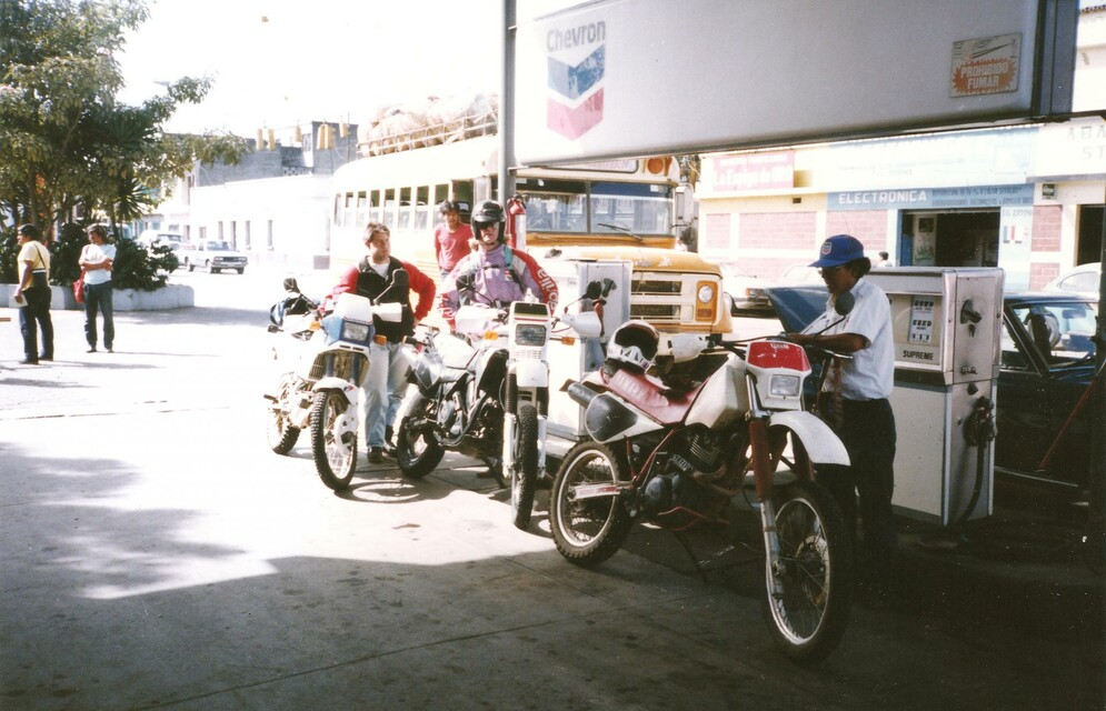 USA / Mexico / Guatemala 1991