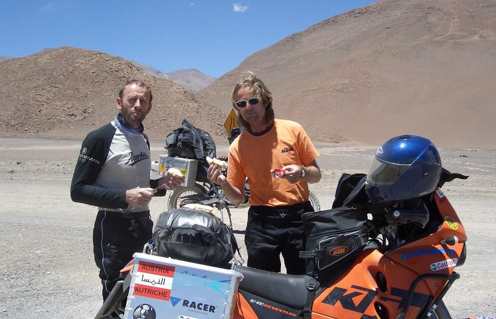 Südamerika 2004/2005