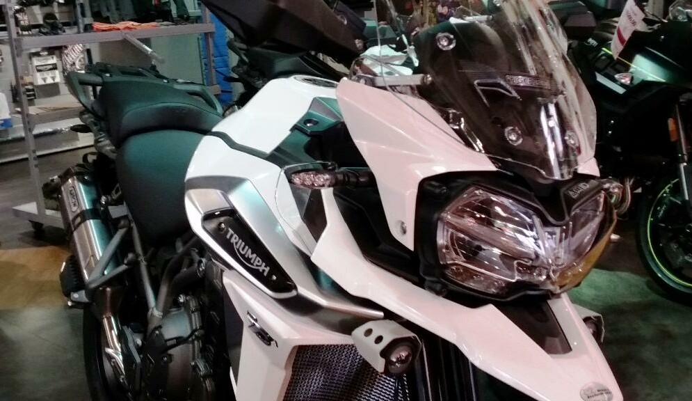 TRIUMPH TIGER 1200 - Modell 2018