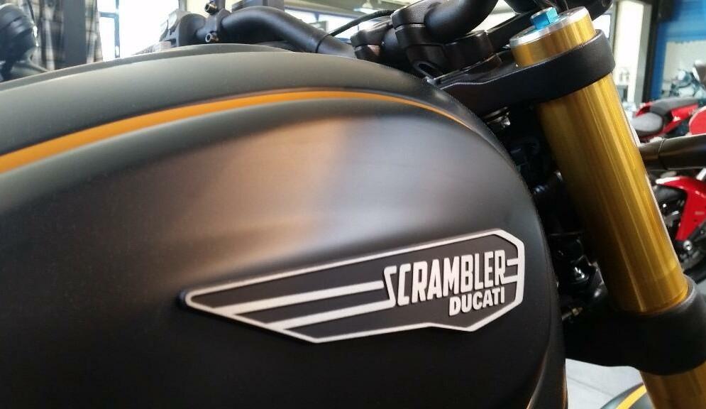 Scrambler 1100 Vorstellung 2018