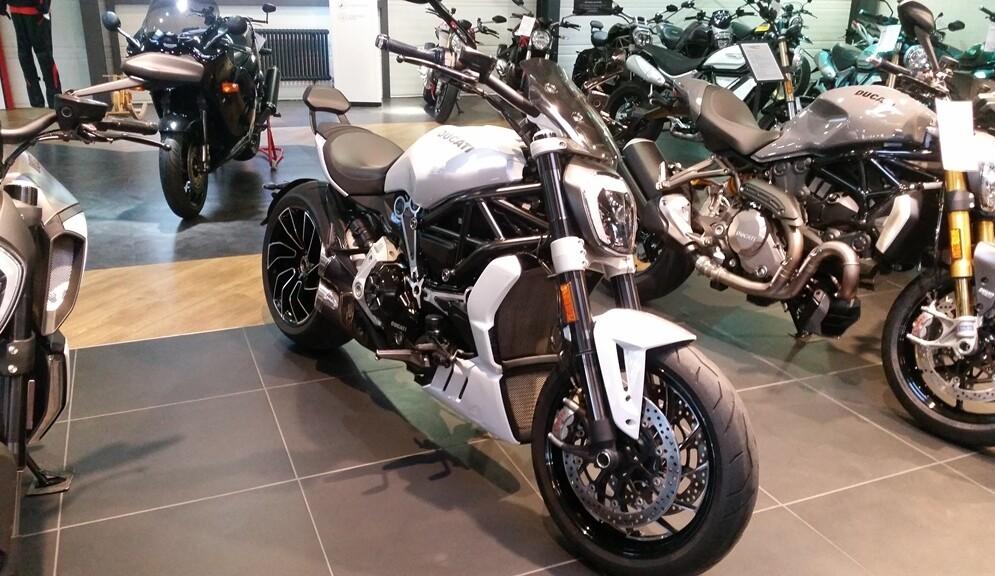 Showroom Bikes Januar 2020
