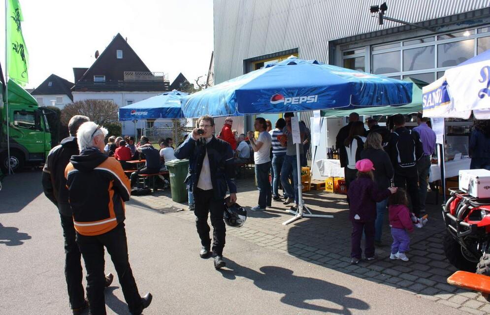 Warm-up Saisonstart 2012