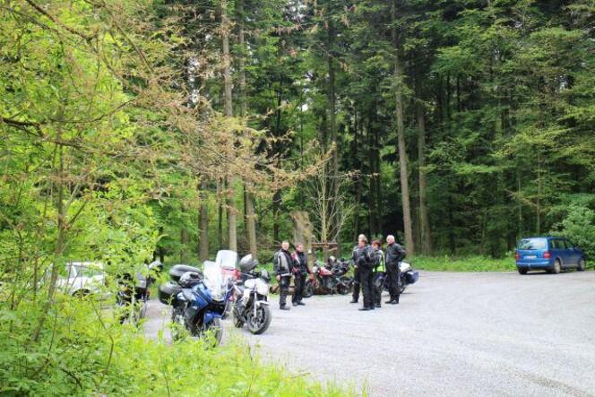 Frühjahrs-Ausfahrt 2015