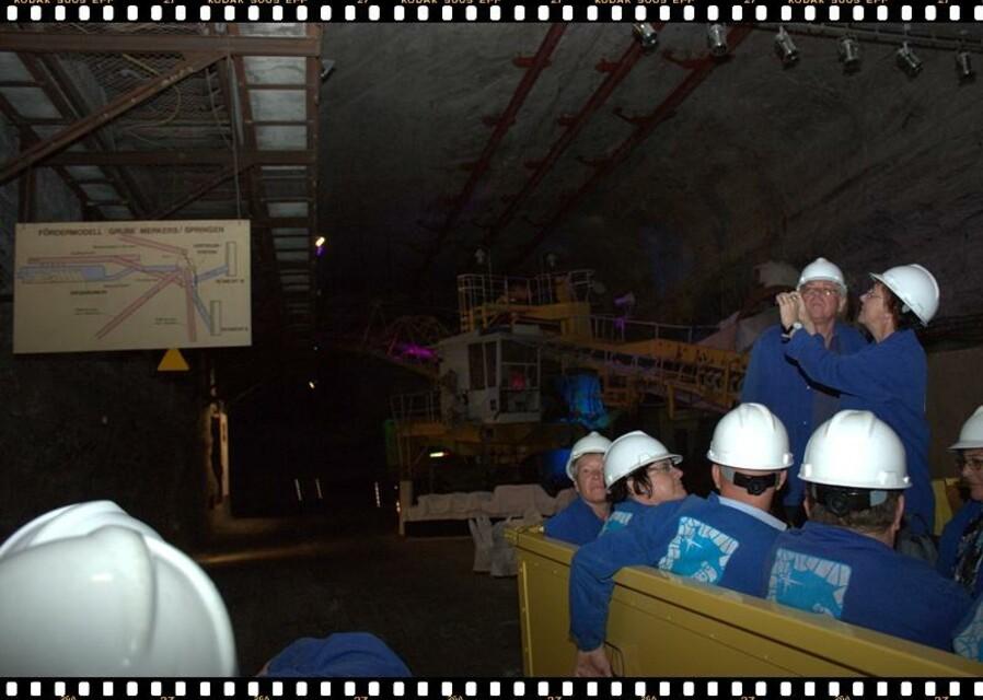 2011 - Ausfahrt Merkers