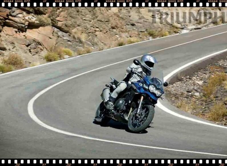 TRIUMPH TIGER EXPLORER - Das Motorrad für´s Abenteuer!