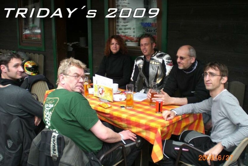 TRIDAY´s 2009