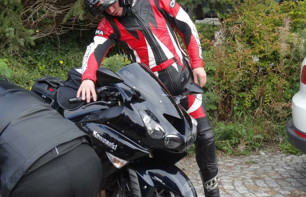 Ausfahrt die 2. nach Oberwiesenthal 2013