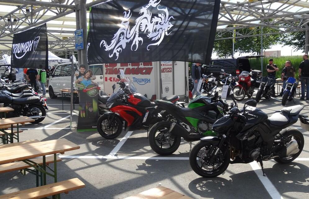 Motorrad-Sonntag 2014 in Gera