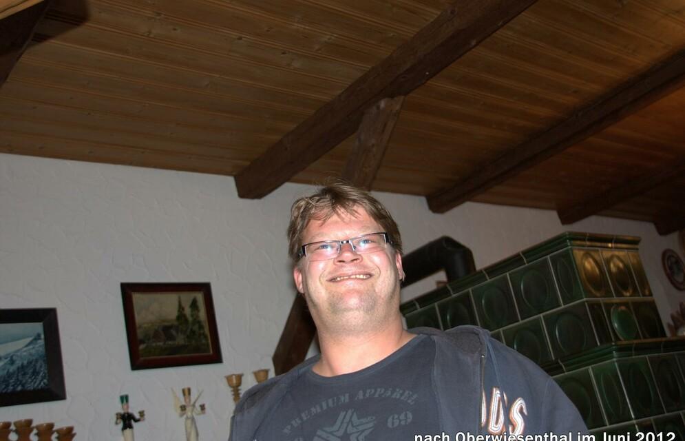 Ausfahrt nach Oberwiesenthal 2012