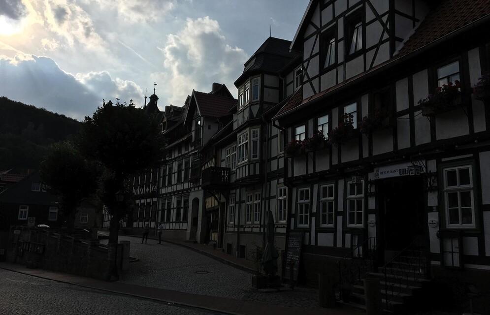 Ausfahrt in den Harz - September 2016