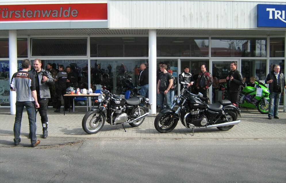 Saisoneröffnung 2011