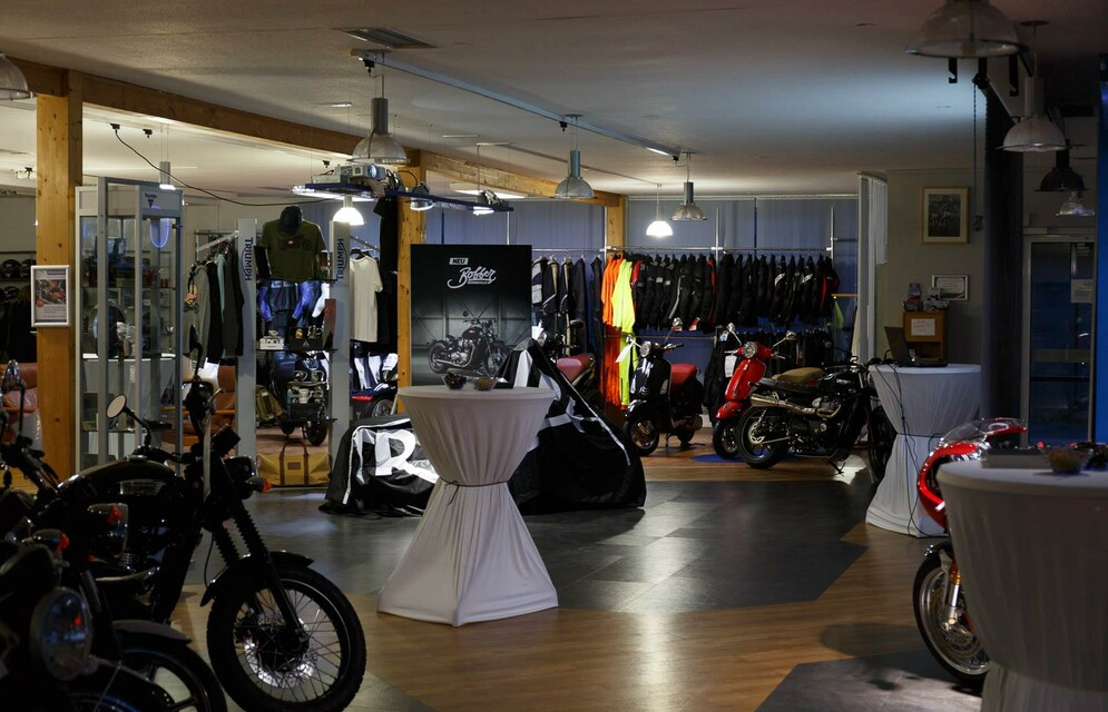 Bobber Launch Event
