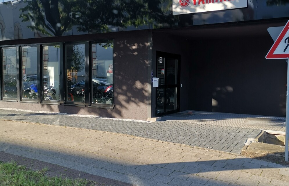 Triumph Braunschweig Innenwelt