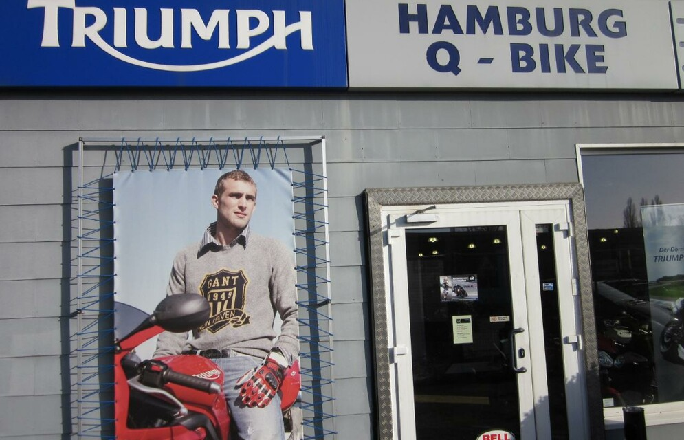 Triumph-Hamburg, Q-Bike technik GmbH