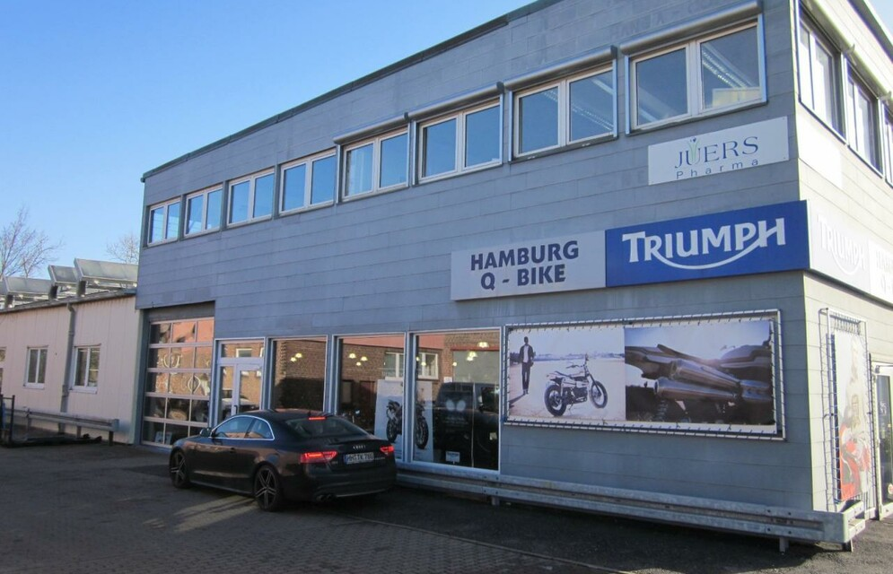 Triumph-Hamburg, Q-Bike technik GmbH