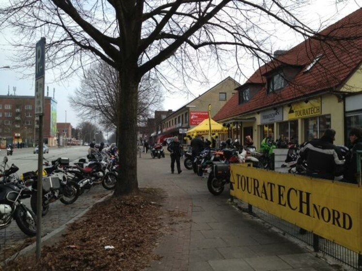 Touratech Frühlingsfest 2012