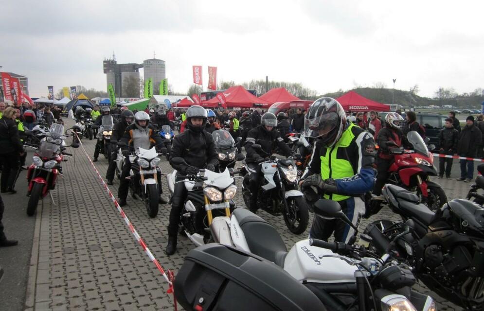 Start Up Day, ADAC FSZ Lüneburg 2012