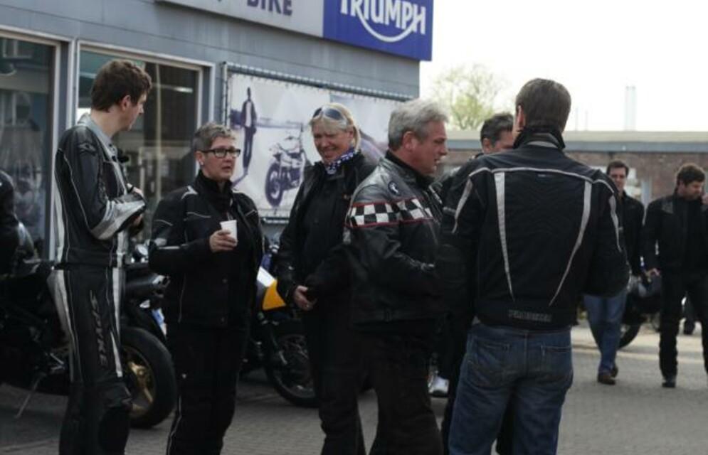 British Bikes and  Breakfast 04/12
