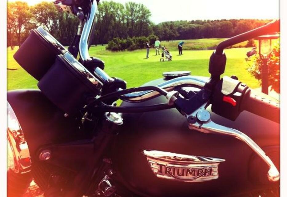 Triumph on Tour...
