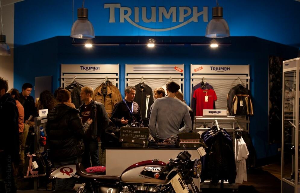 """Triumph Nord """"Eröffnung"""" 3/3"""