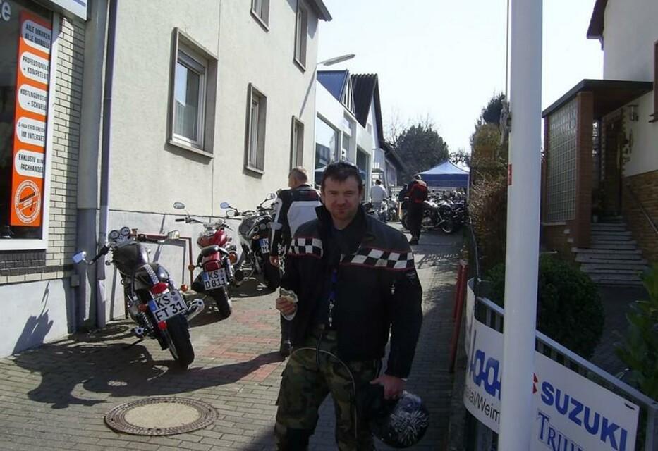 Saisonstart 2008