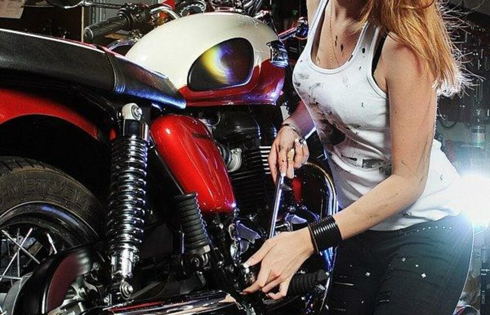 2012 - Germanys next Top-Mechanikerin