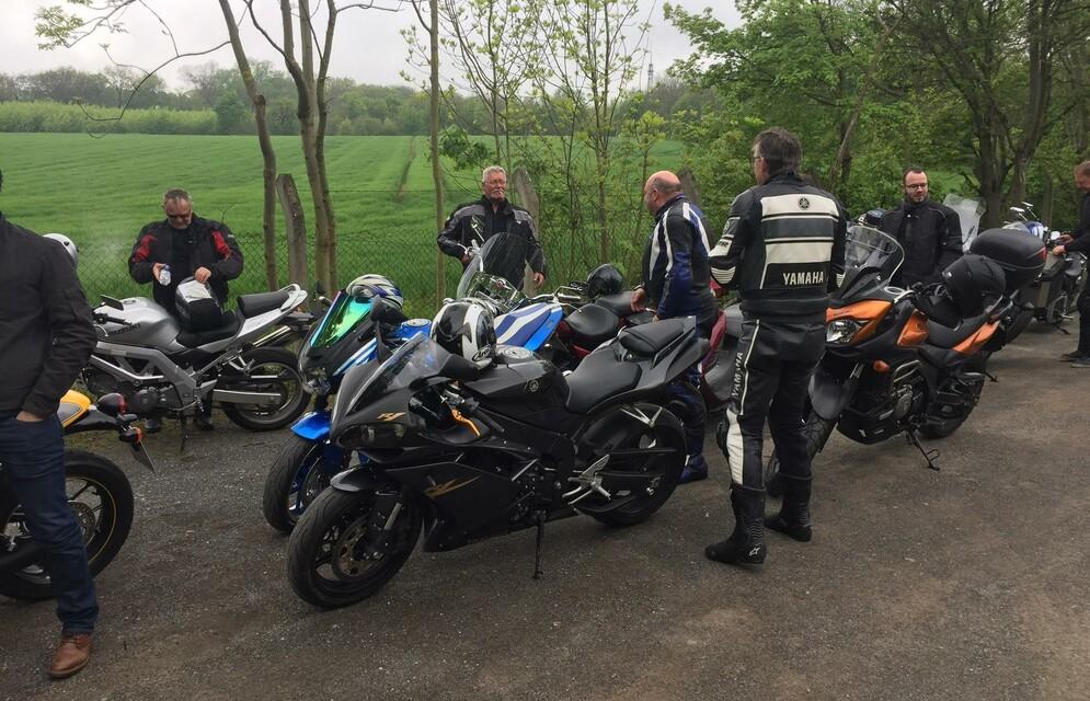 Frühjahrsausfahrt 2017
