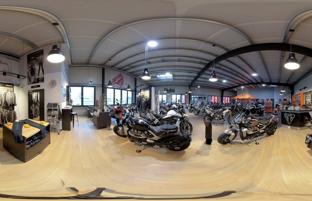 TRIUMPH MAGDEBURG 360°