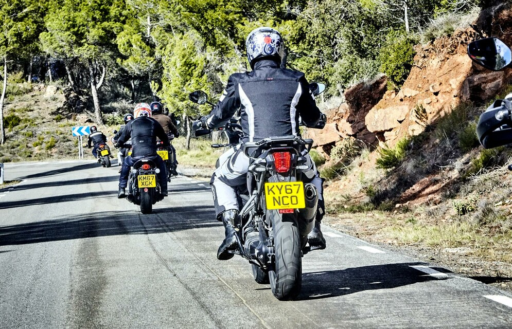 Triumph Dealer Immersion 2018