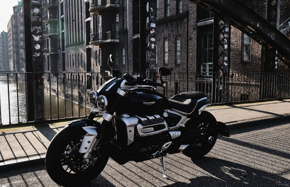 Rocket 3 + Street RS